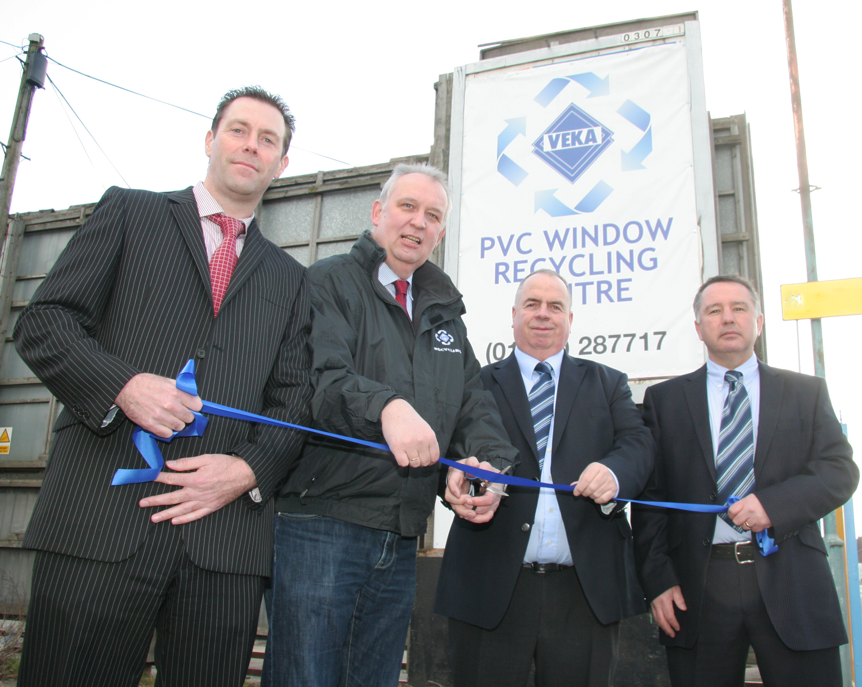 VEKA Recycling goes nationwide for small installers