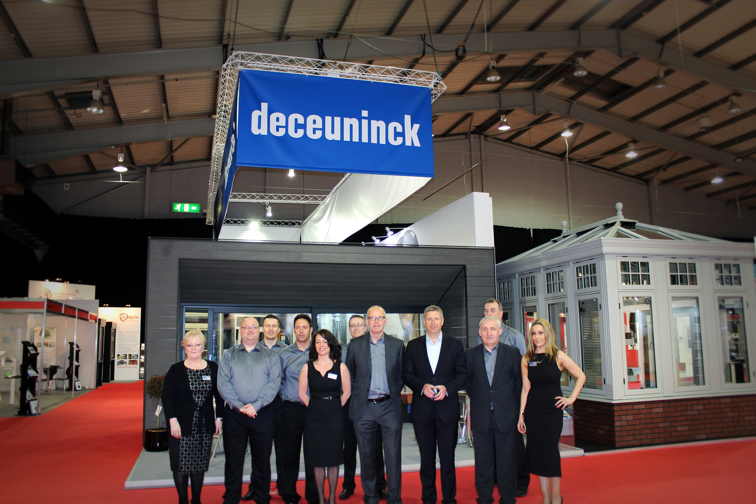 Deceuninck's Roy Frost hails innovation on display at the FIT Show