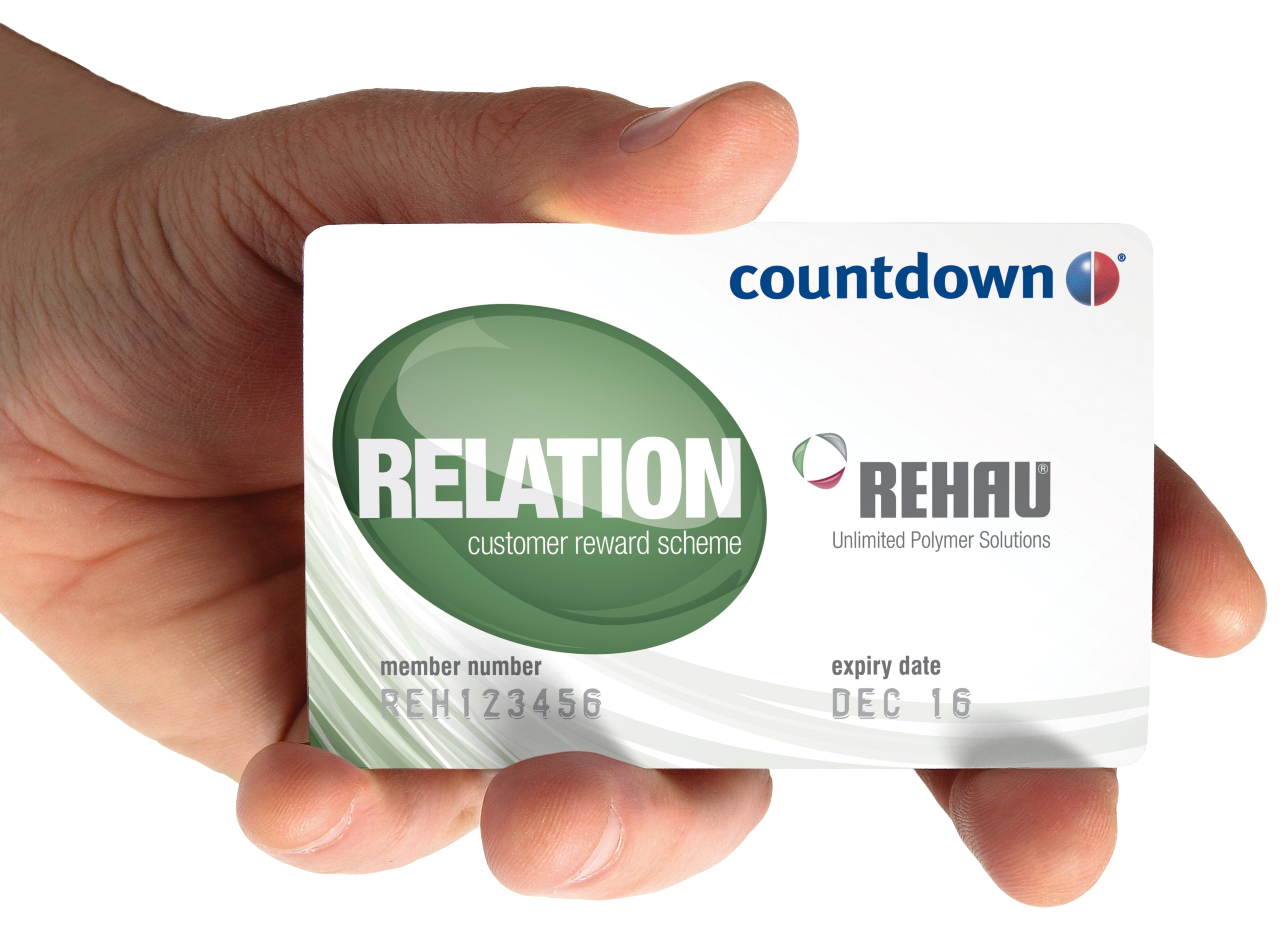 REHAU LAUNCHES CUSTOMER LOYALTY PROGRAMME AT FIT SHOW