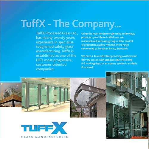 NEW TUFFX BROCHURE DEFINES QUALITY STANDARDS