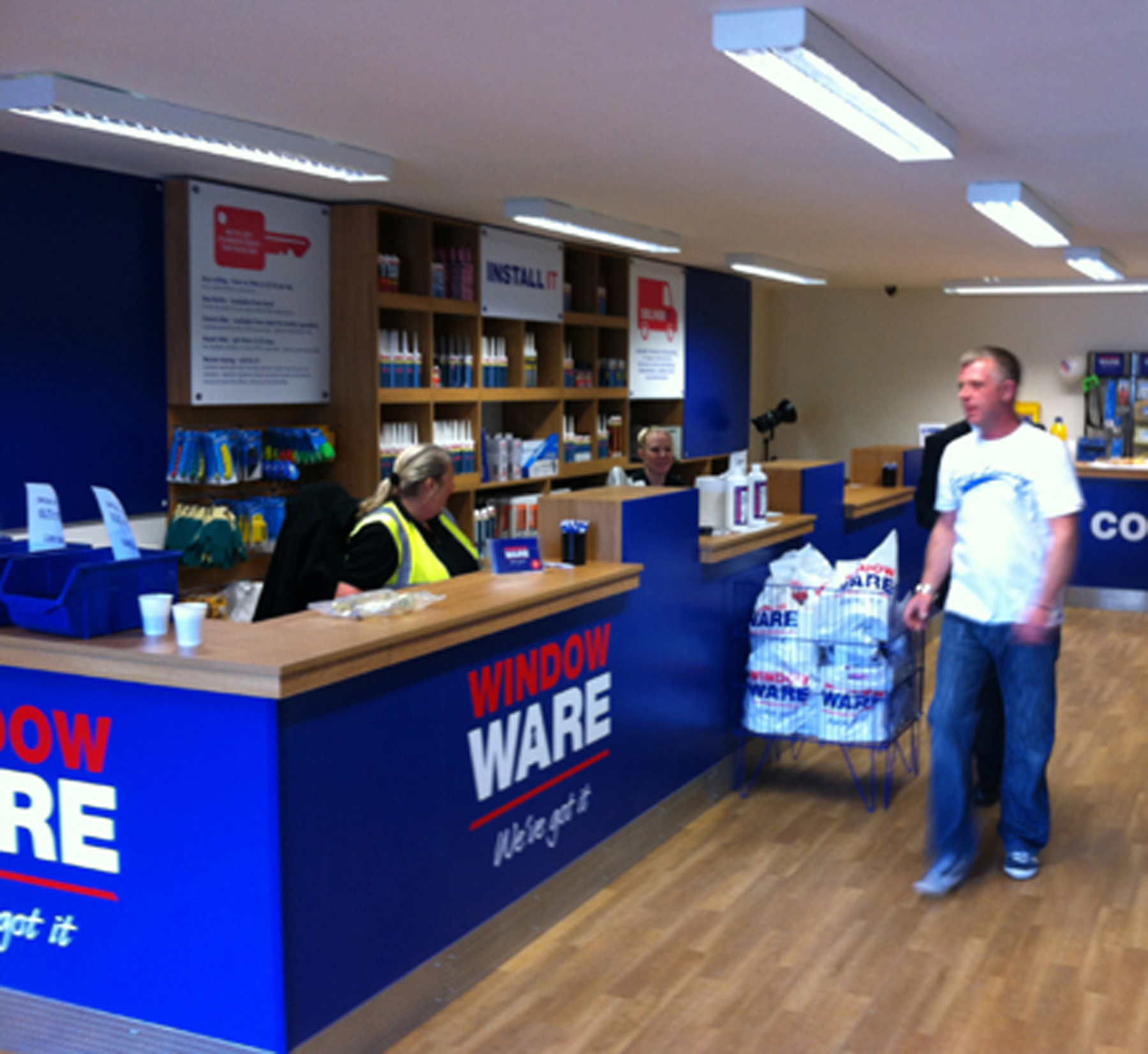 HOPPE Supports Window Ware on its Extensive Development Programme