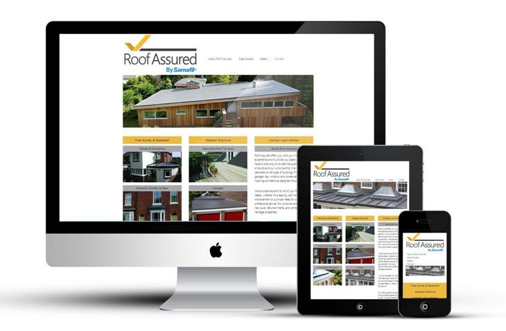 Roof Assured Launches New RWD Website