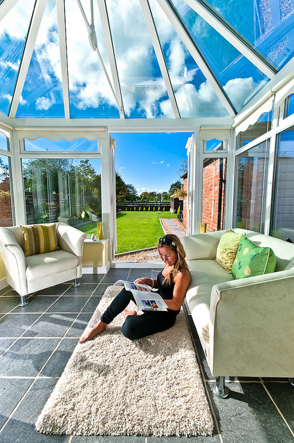 BIGGER IS BETTER FOR MID WALES WINDOWS AND CONSERVATORIES