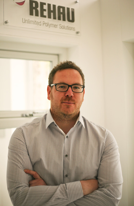 NEW HEAD OF TECHNICAL SERVICES AT REHAU