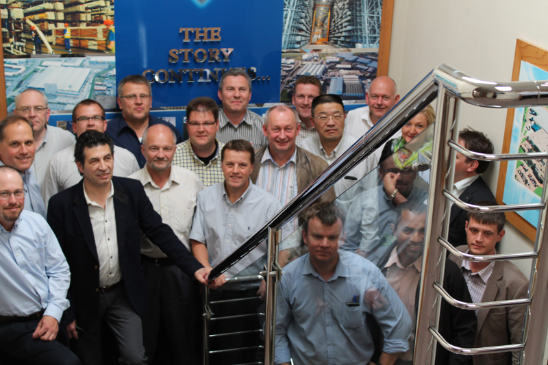 VEKA welcomes SMART staff from around the world
