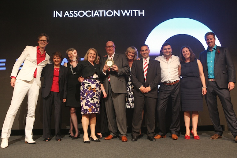 FIT Show scoops major award