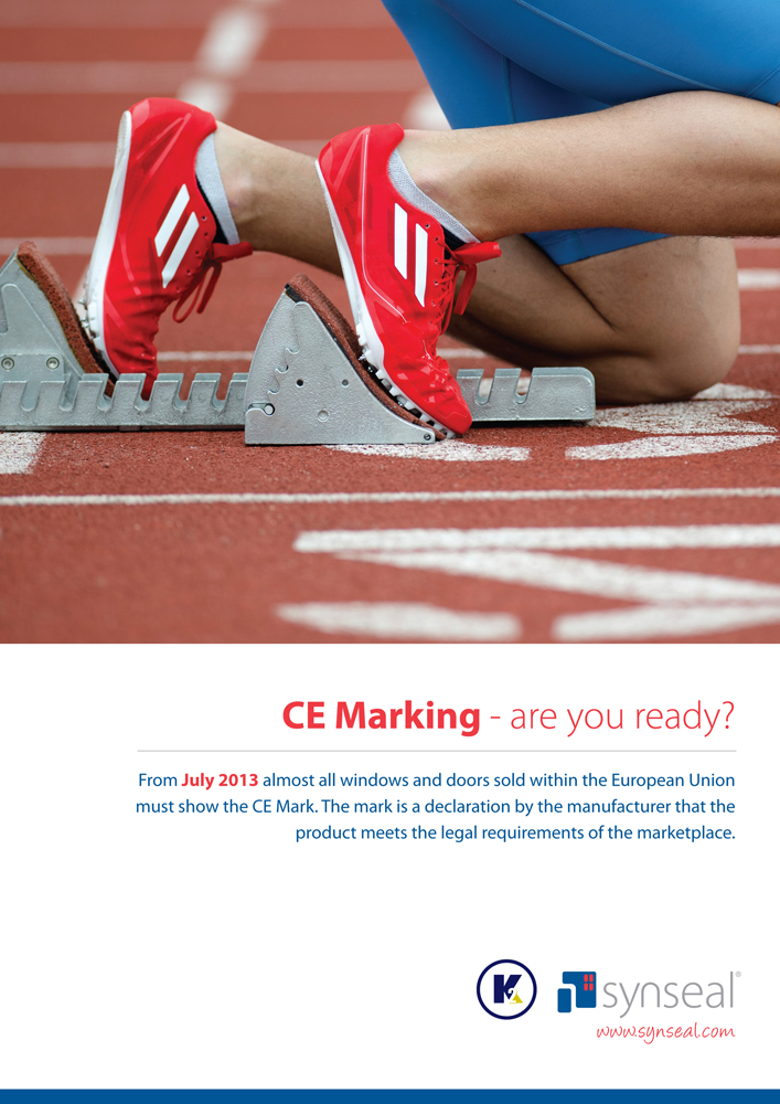 VALUABLE CE MARKING HELP FROM SYNSEAL