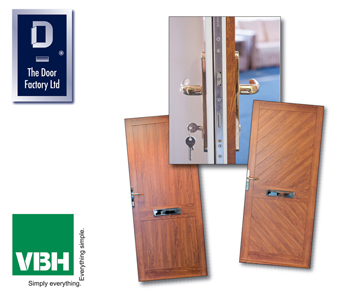 Composite Doors Get a New Face