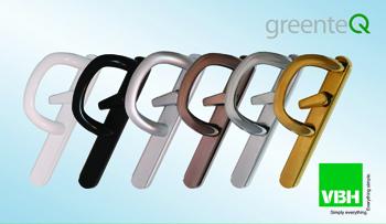 greenteQ Alpha Pull Handle for Inline Sliding Doors