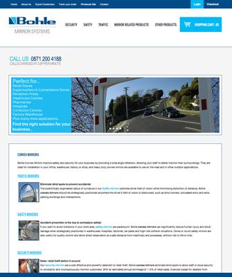New Website for Bohle by Graffika