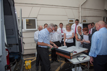 Sika Roof Assured Demos to Installer Sales Team
