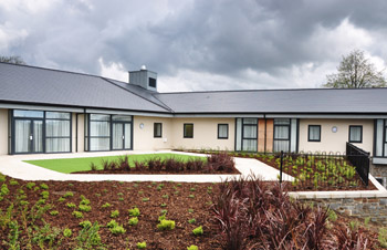 Legend BEATS COMPOSITE ON COST FOR MERTHYR CARE HOME