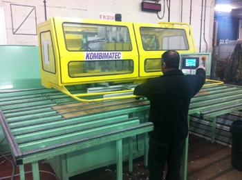 WREKIN MAKES CLEAN INVESTMENT PURCHASING KOMBIMATEC'S 6 AXIS CNC CLEANER