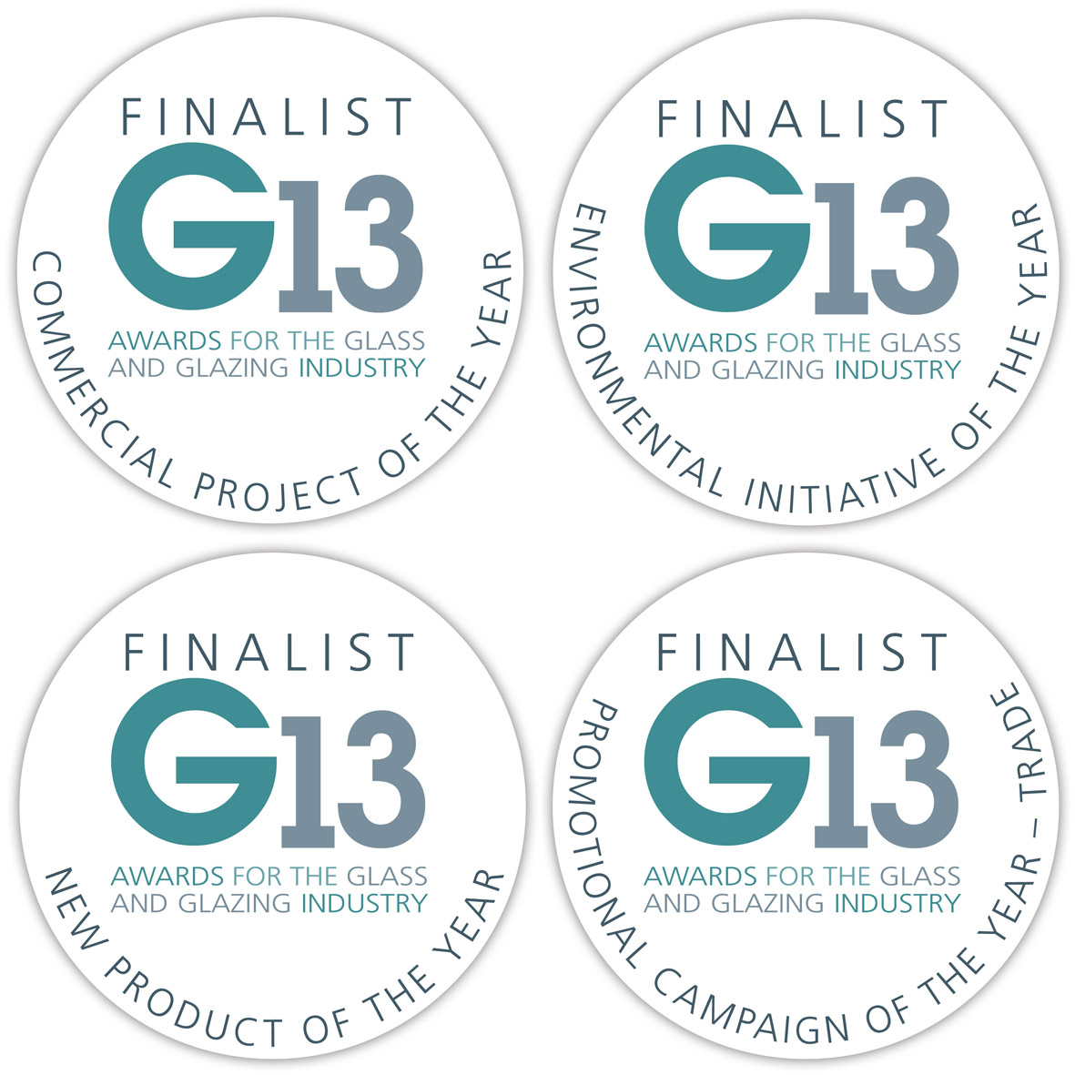 The VEKA UK Group's shortlisted for not one,  but four awards at G13
