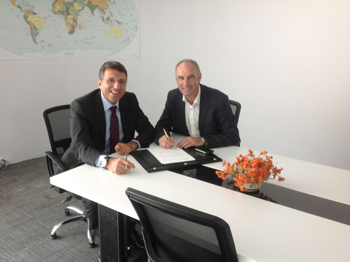 Haffner signs ten year supply deal with Murat
