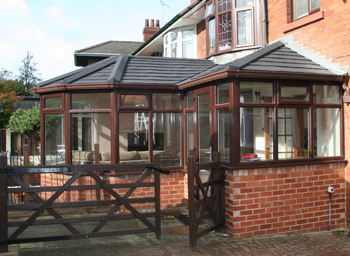 Connaught Conservatory Roofs Ltd teams up with Rotherham Building Control