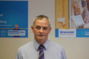 Grosvenor appoints winning salesman