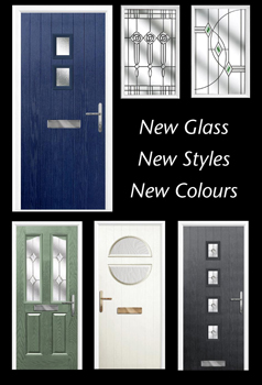Polyframe – Improved range of Composite Doors