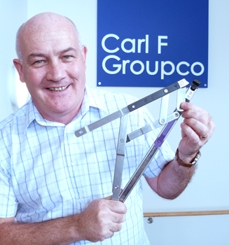 Cotswold Stays' success  with Carl F Groupco customers