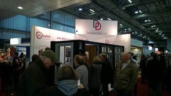 Dempsey Dyer Returns to the Northern Homebuilding & Renovating Show