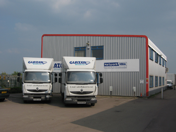 NEW FACTORY FOR GLAZERITE VS, BIFOLD AND PATIO DOOR PRODUCTION