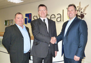 pyramid profiles celebrate 20 successful years with synseal