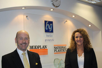Modplan's parent company, the Burles Group, celebrates 40 years in business