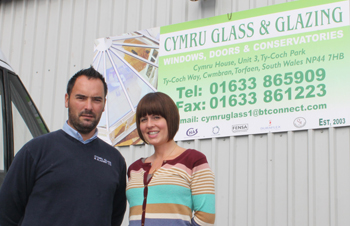 Cymru Glass & Glazing Welcomes Edgetech to the Family