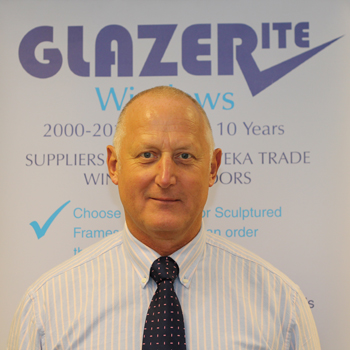 JOHN TENNANT APPOINTED AS PRODUCTION MANAGER FOR GLAZERITE WINDOWS