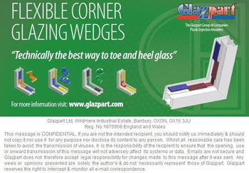Glazpart launches new catalogue for Trickle vents at – www.glazpart.com