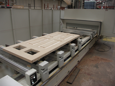 SEVENTH SCM CNC AND EDGE BANDER ORDERED BY SOLIDOR