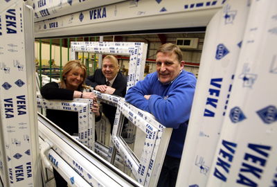 More space, more sales and more staff for VEKA customer NE&C
