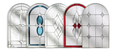 Decorative glass is more than a finishing touch for Distinction Doors