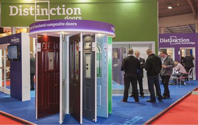 Distinction Doors announces FIT Show plans