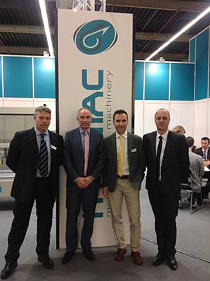 Haffner adds ITALMAC aluminium machinery to its range