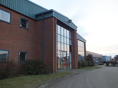 Kestrel head office