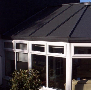 Modplan prepares for the launch of a retro-fit conservatory roof with a u value of just 0.18