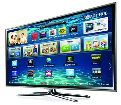 WIN A WIDE-SCREEN 3D TV!