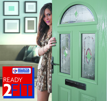 Ready-2-Fit Range of Composite Doors Expands