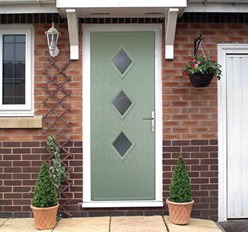 New from Door-Stop: Dazzling 3 Diamond Door