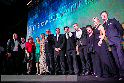 FIT SHOW SHINES WITH TWO MORE AWARDS