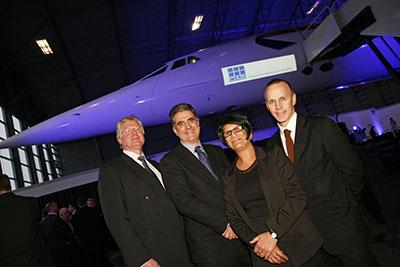 CAB's Supersonic Success at Concorde