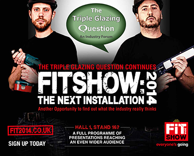 Edgetech continues Triple Glazing Question at FIT Show