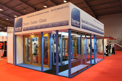 Barrier Components exhibit again at FIT Show