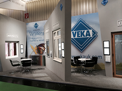 The VEKA UK Group celebrates success at Fensterbau