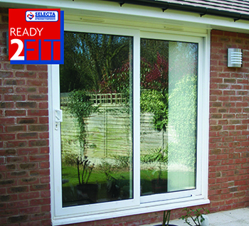 Selecta Ready-2-Fit Patio Doors, Ready to Fit!
