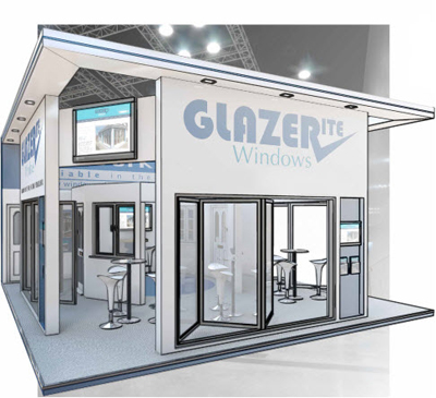 GLAZERITE'S SET FOR FIT WITH SIX NEW PRODUCT BROADSIDE