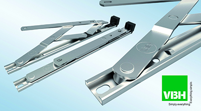 VBH Adds Yale Window Hinge to Range