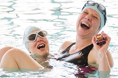 Build Check Swim22 for Diabetes UK