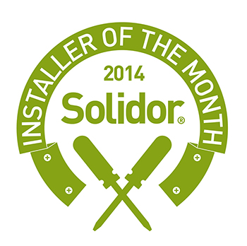 SOLIDOR'S AWARDING THEIR INSTALLERS